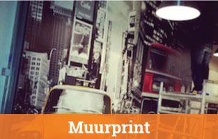 Muurprint/Wallcover